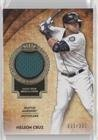 #9: Nelson Cruz #/331 (Baseball Card) 2017 Topps Tier 1 - Tier One Relics #T1R-NC