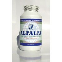 Bernard Jensen Products - Alfalfa, 1000 tablets