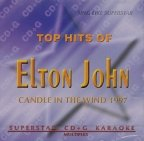Elton John Karaoke CD+G Superstar Top Hits