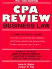 CPA Review : Business Law, Gleim, Irvin N. and Ray, Jordan B., 0917539699