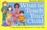 What to Teach Your Child, Elizabeth Wile, 0845424106