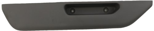 Genuine GM 15627855 Door Armrest, Front , Gray, Left