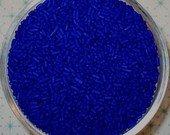 Decorette Sprinkles Jimmies Cake Cupcake Cookie Decorations Dark Blue 4 - Blue Dark Sprinkles
