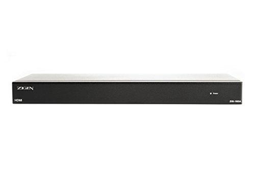 ZIG-18DA 1 x 8 HDMI Distribution Amplifier