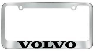 Volvo License Plate Frame
