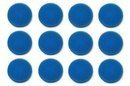 Coarse Foam (LTWHOME Blue Coarse Foam Media Filter Pads Suitable For Eheim Classic 2215 / 350 2616151(Pack of 12))