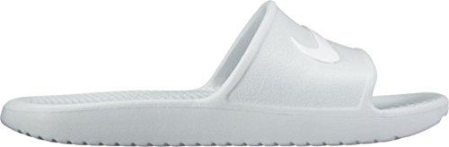 Da Eu 44 white 5 Nike Donna Shower Kawa Scarpe Grigio pure 010 Wmns Fitness Platinum 6I6qHa