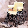 - Sheepskin Wheelchair Cover