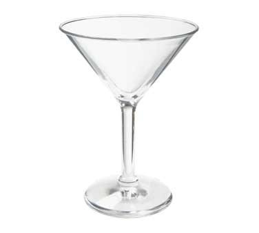 GET Martini Glass 10 oz. - SW-1407-CL by G.E.T. Enterprises (Image #1)