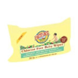 Earth's Best Chlorine-Free Baby Wipes Travel Pack -- 30 Wipes