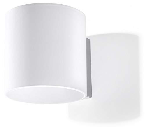 sollux Lighting vicinity - Lámpara de pared, cristal, color ...