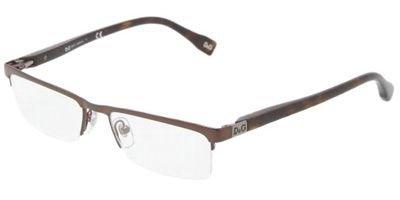 (DOLCE&GABBANA D&G Eyeglasses DD 5104 HAVANA 152 DD5104)