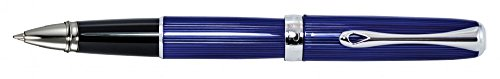 Diplomat Excellence A2 Skyline Blue rollerball by Diplomat (Image #2)