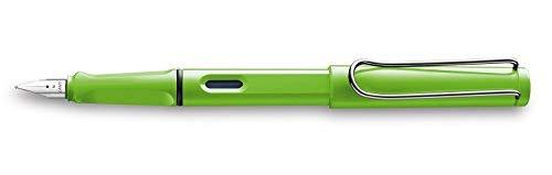 Lamy Safari 1230634 Fountain Pen Medium Green. ()