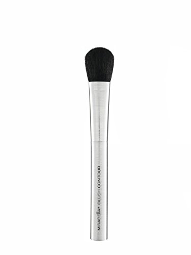 Mirabella Hand-Sculpted Luxury Brush - Blush Contour Brush - Exclusive Highlighting Blush / Duo