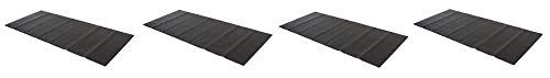 Stamina Fold-to-Fit Folding Equipment Mat (84-Inch by 36-Inch) (4-(Pack))