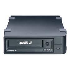 Tandberg 3510-LTO 400/800GB LTO-3 SCSI LVD BLACK BEZEL EXTERNAL H/H (3510LTO), Refurb