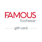 Famous Footwear Gift Card $50 Other