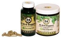 Silver Lining Alrg Support Powder - 4 Oz