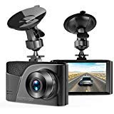 "Dash Cam,TUSAZU Camera for Cars with Full HD 1080P 170 Degree Super Wide Angle Cameras, 3.0"" TFT Display, G-Sensor, Night Vision, WDR, Loop Recording"