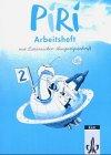 img - for Piri. Arbeitsheft zum Sprach-Lese-Buch. 2. Schuljahr. Lateinische Ausgangsschrift book / textbook / text book