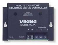 New Viking Electronics Remote Touch Tone Controller Telephone Modular Jacks Selectable Ring Delay