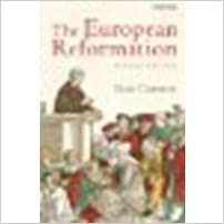 Book By Euan Cameron The European Reformation (2nd Edition)