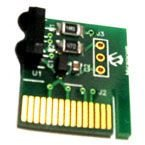 MICROCHIP AC164124 PICTAIL PLUS, IRDA, OPTICAL SENSOR, DAUGHTER BOARD