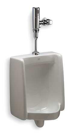 Washout Urinal, 1/8 GPF, White