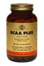 Solgar - BCAA Plus - 100 gélules végétales