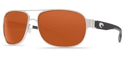 Costa Del Mar Conch Sunglass, Palladium/Copper - Mar Sunglasses Costa Hammock Del