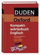 Duden-Oxford - Kompaktwörterbuch Englisch: Deutsch-Englisch/Englisch-Deutsch