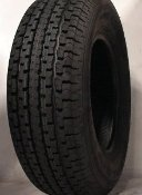 Trailer King ST Radial Trailer Tire - 205/75R14 100L (Rims Tires Inch 14 And)