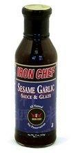 Iron Chef Sauce & Glaze Sesame Garlic -- 15 fl oz by Iron Chef