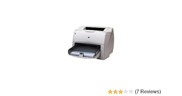 Amazon Com Hp Laserjet 1300 Printer B W Laser Legal A4 1200 Dpi X 1200 Dpi Up To 19 Ppm Capacity 260 Sheets Parallel Usb Electronics