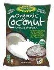 Let'S Do...Organics Organic Lite Shredded Coconut ( 12x8.8 OZ) ( Value Bulk Multi-pack)
