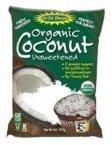 Let'S Do...Organics Organic Lite Shredded Coconut ( 12x8.8 OZ) ( Value Bulk Multi-pack)