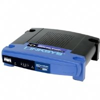 Linksys Etherfast Cable/DSL Router with 4PT 10/100 Btx