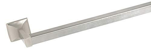 House Satin Chrome (Design House 539148 Millbridge Towel Bar, Satin Nickel, 24-Inch)
