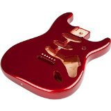 Fender Stratocaster Body (Vintage Bridge) - Candy Apple Red from Fender Musical Instruments Corp.