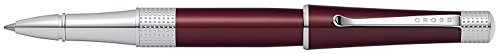 Selectip Cross - Cross Beverly, Red Lacquer, Selectip Gel Rolling Ball Pen (AT0495-11)