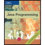Java Programming (3rd, 06) by Farrell, Joyce [Paperback (2005)] by CT, Paperback(2005)
