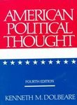 img - for American Political Thought - 4th (Fourth) Edition book / textbook / text book