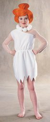 Wilma Flintstone Child Costume - Large (Mini Moon Child Costume)