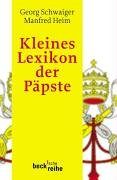 Kleines Lexikon der Päpste