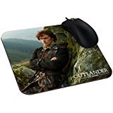 LUlULU Outlander Science Fiction Awesome Mouse Pads Mouse Pad Custom