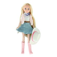 Paradise Horses 10 inch Cowgirl Doll - Chloe by Paradise Kids