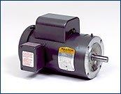 Baldor VL3506 General Purpose AC Motor, Single Phase, 56C...