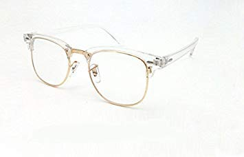 42c66dd2e2 Image Unavailable. Image not available for. Colour: Hot New Men Women  Myopia Eyeglasses Transpat Vintage Eye Glasses Frame Fashion Optical Frame  Plain ...