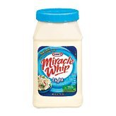 Kraft Miracle Whip Dressing Light 48-fl oz